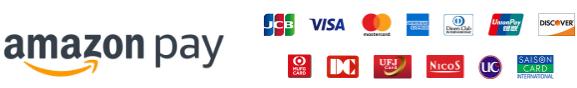 お支払い方法 amazon pay、クレジットカード
