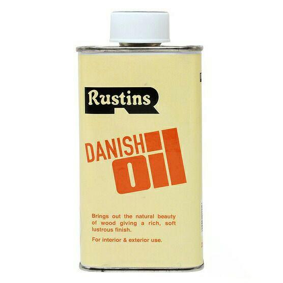ラスティンズオイルフィニッシュダニッシュオイルクリア500ml